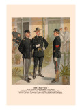 Field Blouse for General Officers Wall Decal by H.a. Ogden