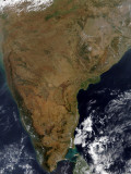 Southern India Photographic Print by  Stocktrek Images