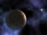 Sedna, the Newly Discovered Planet-Like Object, is Shown at the Outer Edges of the Solar System Photographic Print by  Stocktrek Images