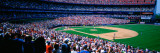 Spectators in Baseball Stadium, Shea Stadium, Flushing, Queens, New York City, New York State, US Wall Decal by  Panoramic Images