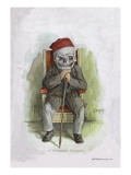 Death Poses for a Photo Wall Decal by F. Frusius M.d.
