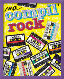 Ma Compil Rock Posters by Suzie Q.