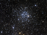 Messier 52, Also Known as NGC 7654, is an Open Cluster in the Cassiopeia Constellation Photographic Print by  Stocktrek Images