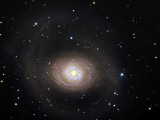 Messier 94 Photographic Print by  Stocktrek Images