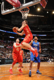 2011 NBA All Star Game, Los Angeles, CA - February 20: Blake Griffin Photographic Print by Andrew Bernstein