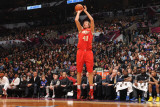 2011 NBA All Star Game, Los Angeles, CA - February 20: Dirk Nowitzki Photographic Print by Noah Graham