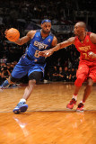 2011 NBA All Star Game, Los Angeles, CA - February 20: LeBron James and Kobe Bryant Photographic Print by Noah Graham