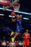 2011 NBA All Star Game, Los Angeles, CA - February 20: Derrick Rose Photographic Print by Kevork Djansezian