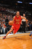 2011 NBA All Star Game, Los Angeles, CA - February 20: Manu Ginobili Photographic Print by Noah Graham