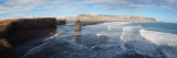 Waves on the Coast, Dyrholaey, Iceland Wall Decal by  Panoramic Images
