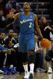 Washington Wizards v Charlotte Bobcats, Charlotte, NC - January 08: John Wall Photographic Print by Streeter Lecka