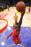 Atlanta Hawks v Los Angeles Lakers, Los Angeles, CA - February 22: Josh Smith Photographic Print by Andrew Bernstein