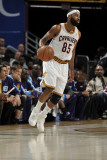 New Orleans Hornets v Cleveland Cavaliers, Cleveland - March 6: Baron Davis Photographic Print by David Liam Kyle