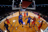 2011 NBA All Star Game, Los Angeles, CA - February 20: Derrick Rose Photographic Print by Pool