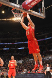 2011 NBA All Star Game, Los Angeles, CA - February 20: Blake Griffin Photographic Print by Noah Graham