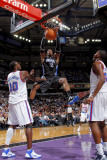 Orlando Magic v Sacramento Kings, Sacramento, CA - March 9: Dwight Howard Photographic Print by Rocky Widner