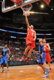2011 NBA All Star Game, Los Angeles, CA - February 20: Deron Williams Photographic Print by Andrew Bernstein