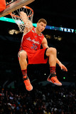 Sprite Slam Dunk Contest, Los Angeles, CA - February 19: Blake Griffin Photographie par Kevork Djansezian