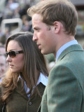 Prince William and Kate Middleton, 13th March 2007 Photographic Print