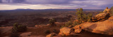 Clouds over an Arid Landscape, Canyonlands National Park, San Juan County, Utah, USA Wall Decal by  Panoramic Images