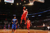 2011 NBA All Star Game, Los Angeles, CA - February 20: Russell Westbrook Photographic Print by Noah Graham