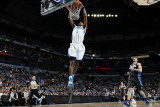 Orlando Magic v New Orleans Hornets, New Orleans, LA - January 12: Trevor Ariza Photographic Print by Layne Murdoch