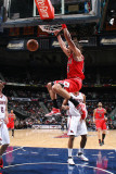 Chicago Bulls v Atlanta Hawks, Atlanta, GA - March 2: Joakim Noah Photographic Print by Scott Cunningham