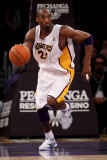 New York Knicks v Los Angeles Lakers, Los Angeles, CA - January 9: Kobe Bryant Photographic Print by Stephen Dunn