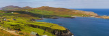Hikers on Boreen, Near Allihies, Beara Peninsula, County Cork, Ireland Wall Decal by  Panoramic Images