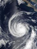 Hurricane Hernan Photographic Print by  Stocktrek Images