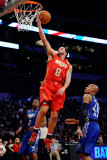 2011 NBA All Star Game, Los Angeles, CA - February 20: Deron Williams Photographic Print by Kevork Djansezian
