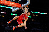 Sprite Slam Dunk Contest, Los Angeles, CA - February 19: Blake Griffin Impresso fotogrfica por Kevork Djansezian