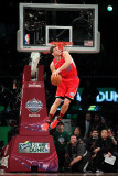 Sprite Slam Dunk Contest, Los Angeles, CA - February 19: Blake Griffin Photographie par Jeff Gross