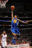 Golden State Warriors v Los Angeles Clippers, Los Angeles - January 9: Monta Ellis Photographic Print by Noah Graham
