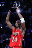2011 NBA All Star Game, Los Angeles, CA - February 20: Kobe Bryant Photographic Print by Jeff Gross