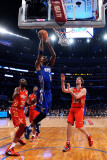 2011 NBA All Star Game, Los Angeles, CA - February 20: Chris Bosh Photographic Print by Jeff Gross