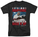Ali-Not Bragging T-shirts