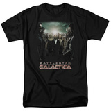 Battle Star Galactica-Crossroads T-Shirt
