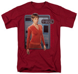 Star Trek-T&#39;Pol T-shirts