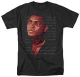 Ali-Champion's Speech T-shirts