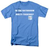 Bathroom Reading Shirts