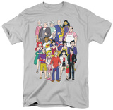 Archie Comics-Cast T-Shirt