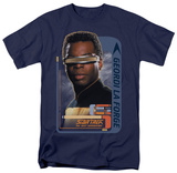 Star Trek-Geordi Laforge Shirts
