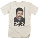 Parks &amp; Rec-Woman Of The Year T-shirts