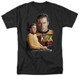 Star Trek-Captain Kirk T-shirts