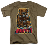 Battle Star Galactica-Muffit T-shirts