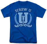 Screw U. Graduate T-shirts