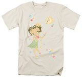 Betty Boop - Hula Flowers Shirts