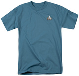 Star Trek-TNG Science Emblem Camiseta