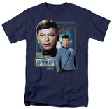 Star Trek-Doctor Mccoy T-shirts